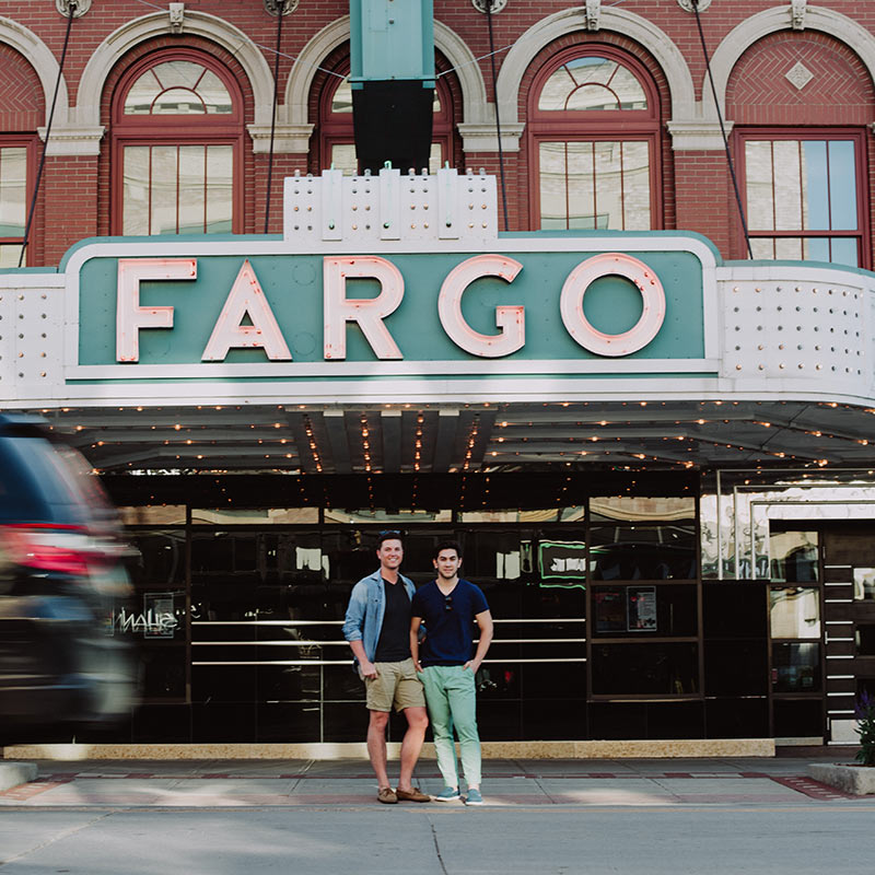 August 2016  Moved to Fargo